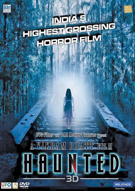 Haunted 3D is another 3D film directed by Vikram Bhatt