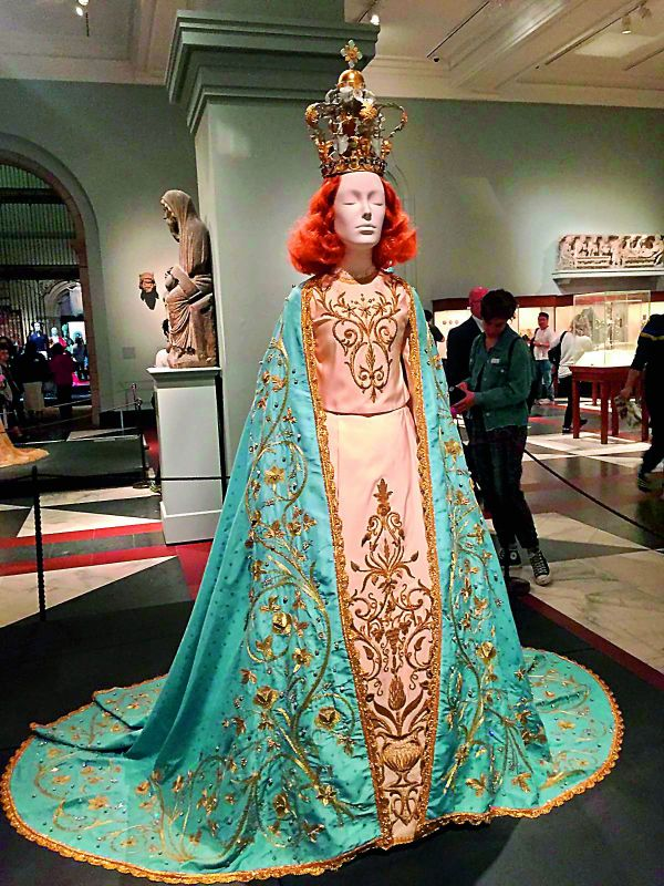 A special showing at the New York MET