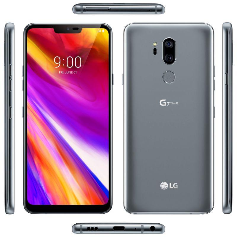 LG G7 ThinQ leaks (Photo: Evan Blass)