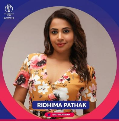 5 female anchors who standout in the ICC Cricket World Cup 2019