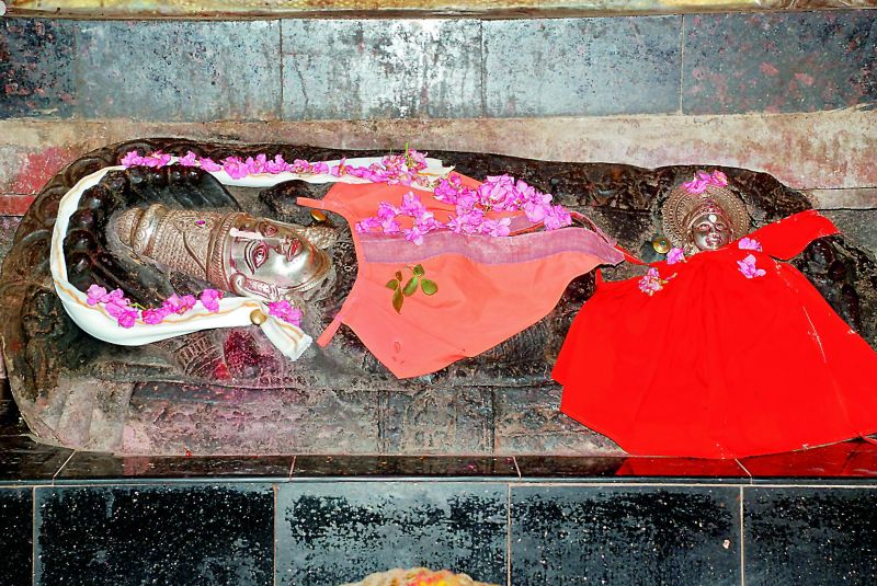Sri Anantapadmanabha swamy.