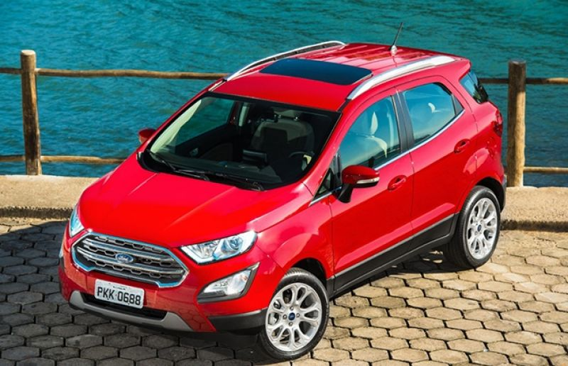 What To Expect From The Ford Ecosport Facelift