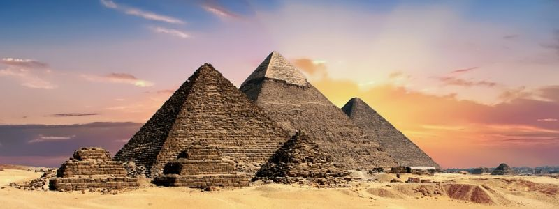 The Great Pyramid of Giza (Photo: Pixabay)