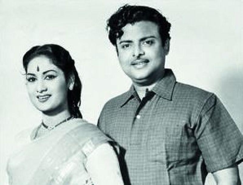 Savithri and Gemini Ganeshan
