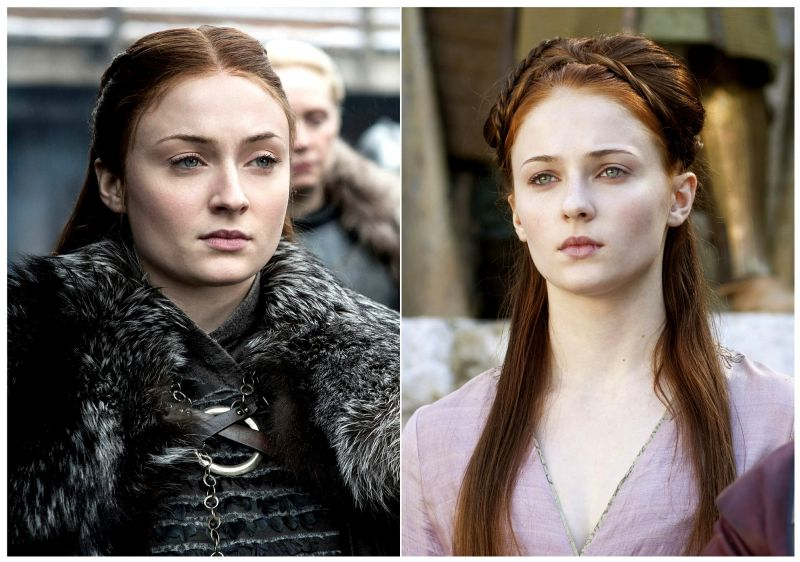 Sansa Stark has evolved into a darker character, but her morals have remained intact as season eight begins. (Photo: AP)
