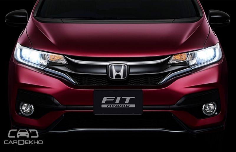 Honda Jazz facelift unveiled on mobil jazz, batman jazz, all new jazz, jdm jazz, trans jazz,
