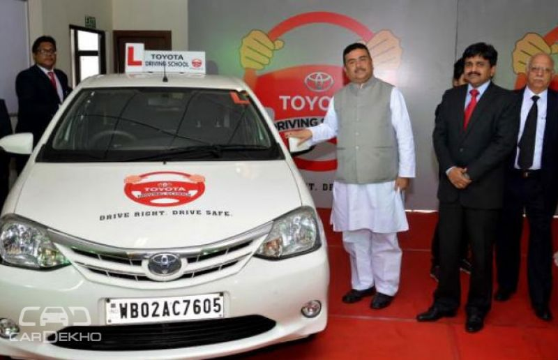 Toyota Opens Its First Driving School In East India
