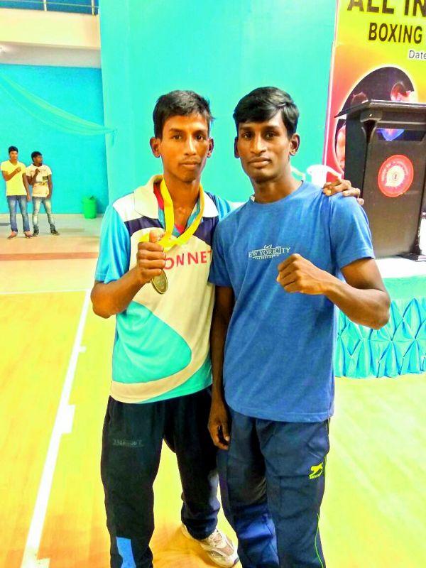The Kumar Brothers — Sagar and Shyam Kumar