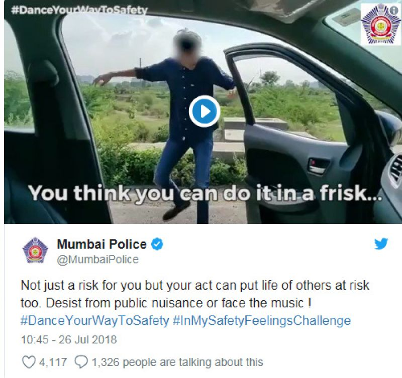 Mumbai Police 'attacks' Thugs of Hindostan on Twitter this time, also read best ones