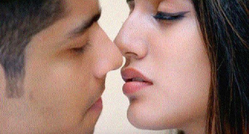 Priya Prakash Varrier and Roshan Abdul from the film, Lovers Day.