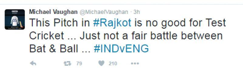 Michael Vaughan 1