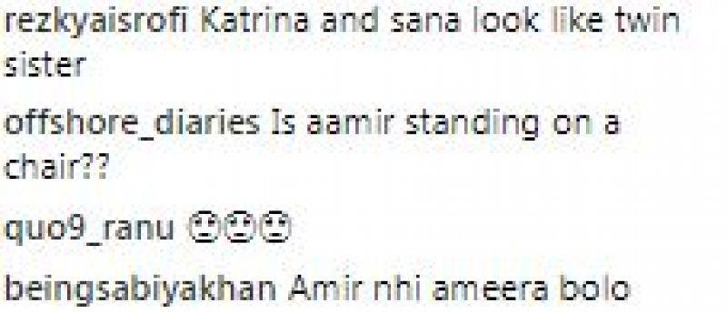 Aamir Khan trolled for TOH look.