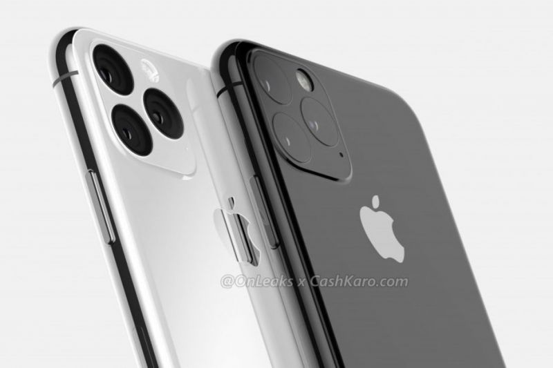 Apple iPhone 11 concept renders May 25