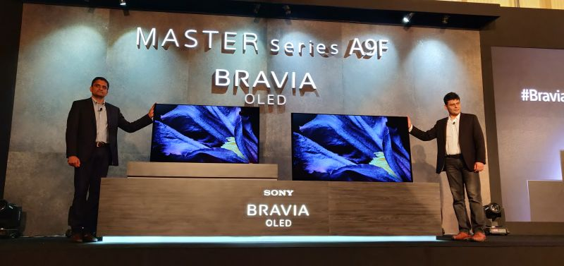 Sony Bravia 4K OLED TV