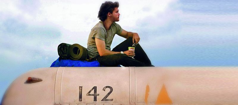 Into the Wild — a story of a young man who ceased communicating with his family, gave away his college fund  and began traveling across the Western United States by  himself.
