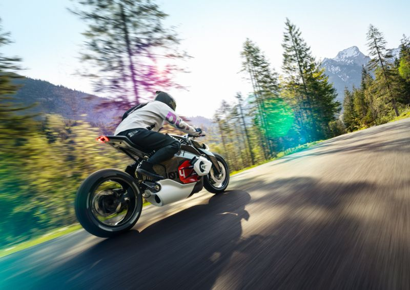 BMW Vison DC Roadster