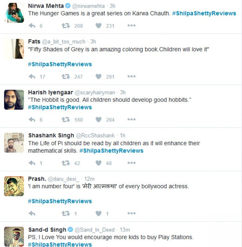 Shilpa Shetty trolled