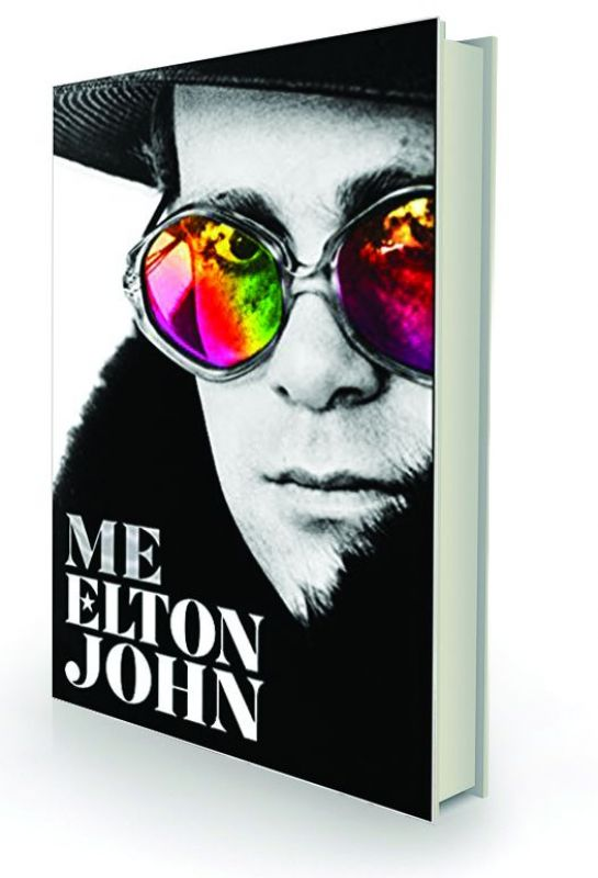 Me by Elton John Pan Macmillan, Rs 999