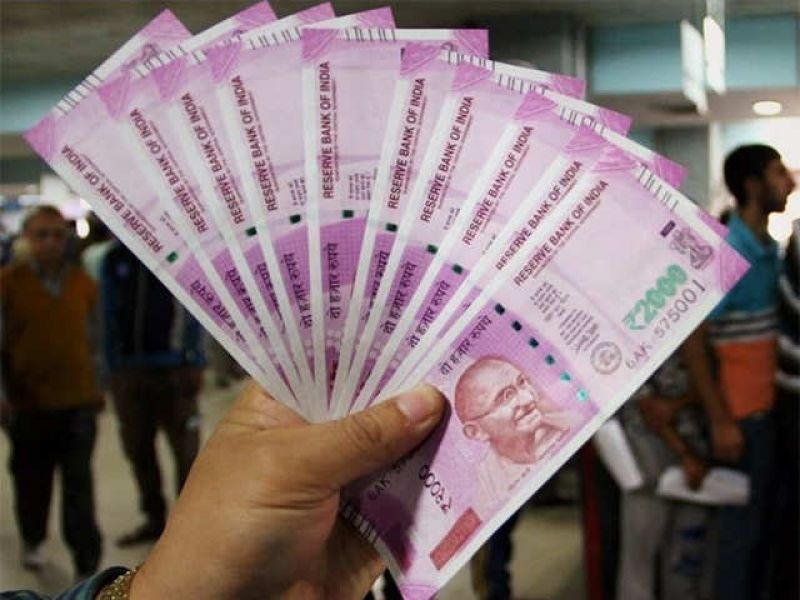 On November 8 2016, the government withdrew all 500 and 1000 rupee notes from circulation. (Photo:File)