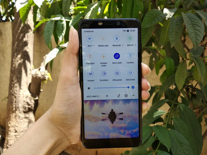 itel S42 smartphone