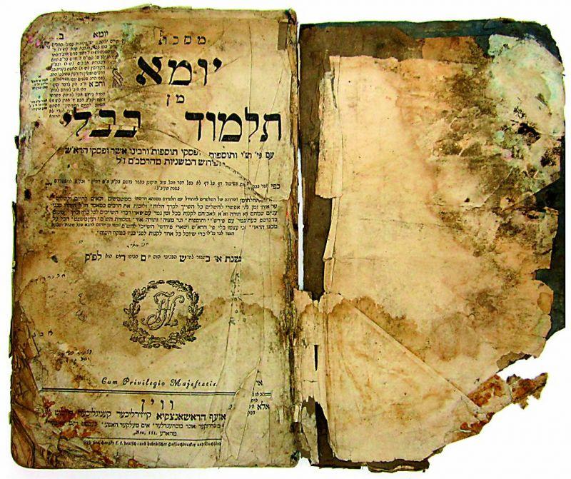 Iraqi Jewish Bible
