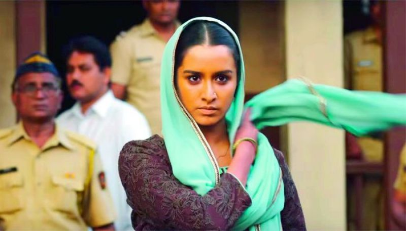 Haseena Parkar tried to make the audience believe that Haseena turned to a life of crime because the Mumbai police mistreated her