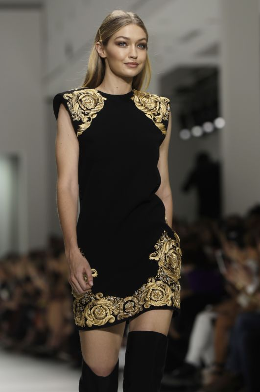 Donatella Versace New Collection
