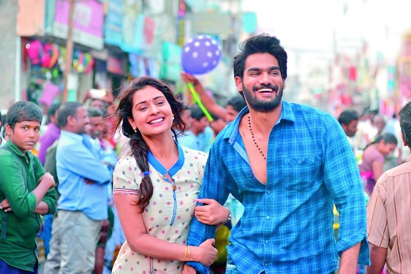 The trendsetting film RX 100 was entirely shot in a village called Atreyapuram in Godavari district.