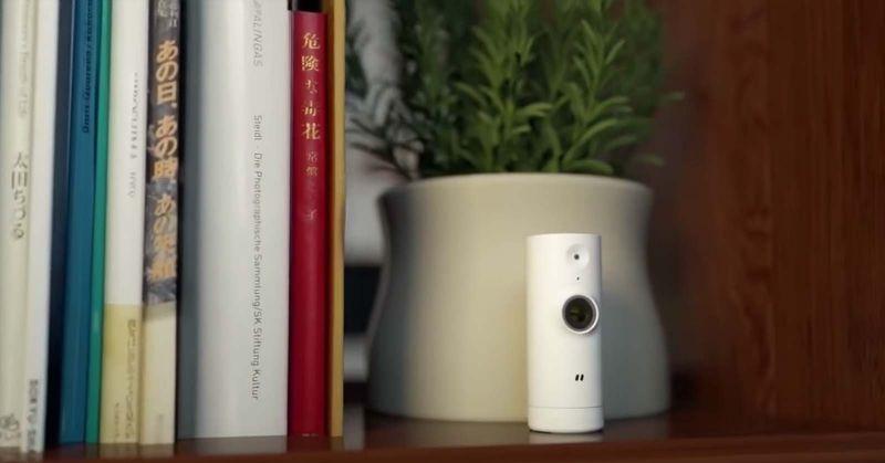eae03703335 DLink Mini HD WiFi Camera DCS-P6000LH review  Eye spy  home