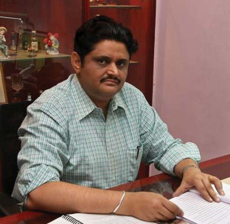 Kumar Jahgirdar, Founder-president of CRISP