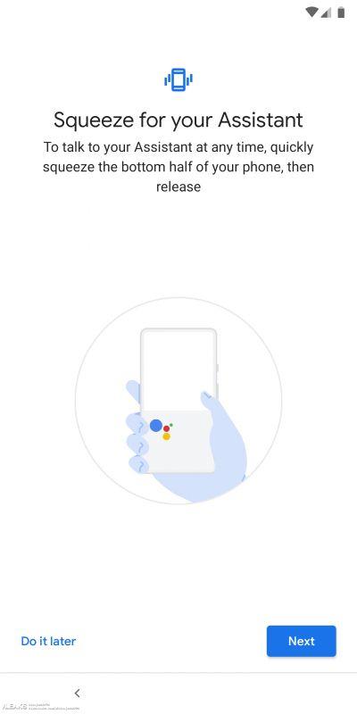 Pixel 3 XL leaks