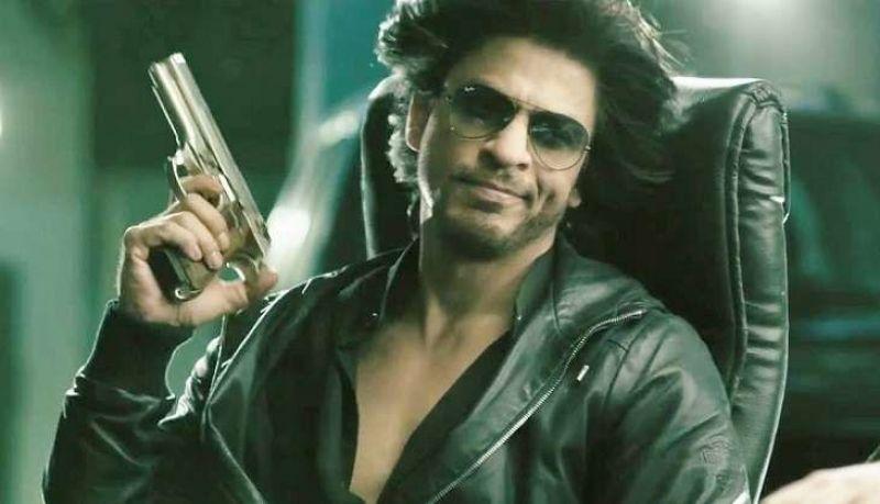 Shah Rukh Khan in Don