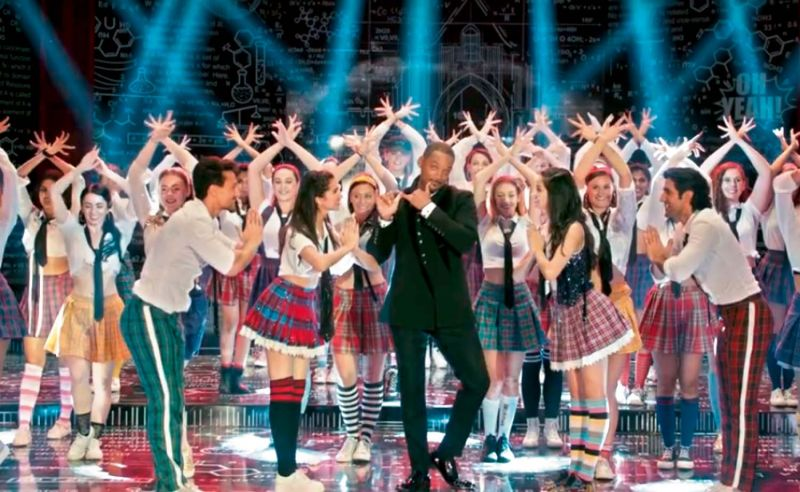 Learning the ropes of Bollywood: Hollywood star Will Smith danced to Student of the Year 2 song Radha, under Karan Johar's direction