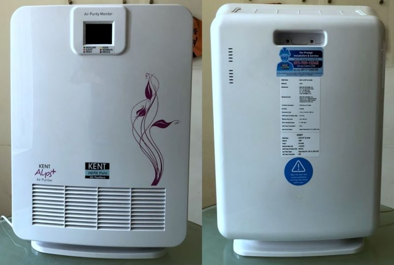 Kent Alps+ Air Purifier review