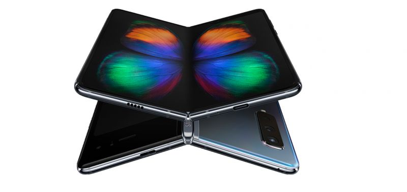 Samsung Galaxy Fold postponed