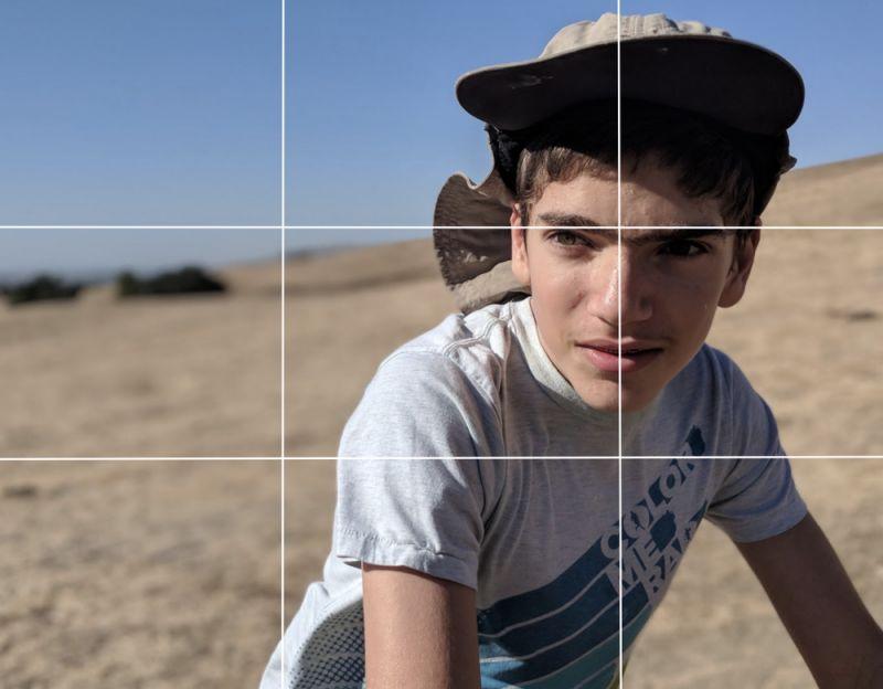 Google Pixel 2 Portrait shots