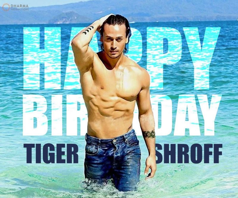 Pose like a man, not in the Urmilaish way: Ram Gopal Varma's birthday message to Tiger Shroff