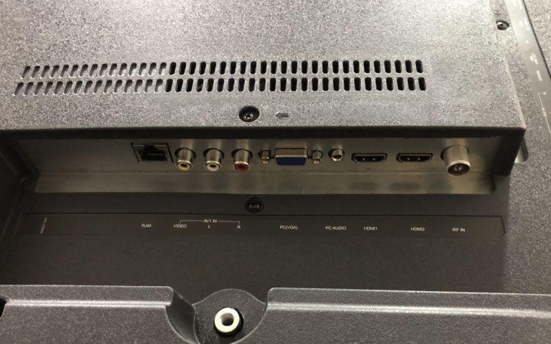 Mitashi Curved LED Smart TV MiCE050v34 4KS