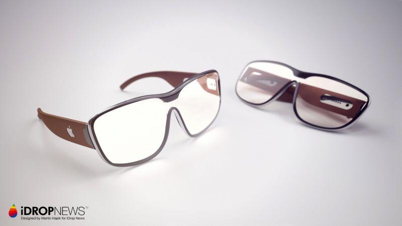 Apple AR Glasses Concept
