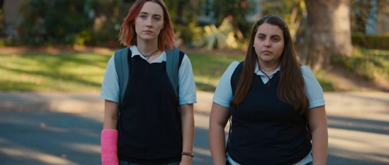 A still from 'Lady Bird'.