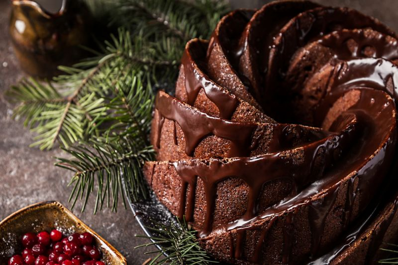 Gingerbread Bundt