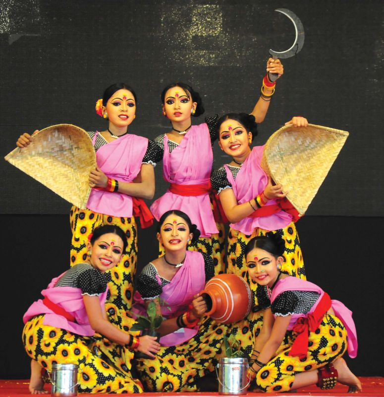 CBSE fest off on a 'harmony' note