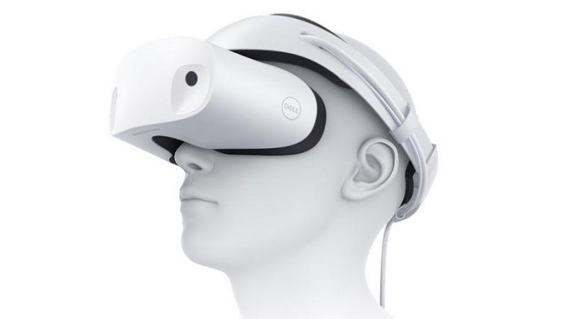 Dell Visor VR