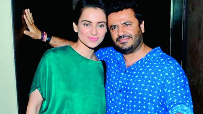 Actress Kangana Ranaut has also spoken up about Vikas Bahl's  problematic behaviour on the sets of Queen