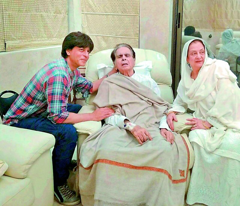 """Actor Dilip Kumar has been affected the most by fake death rumours. People on the Internet have declared the legendary actor dead several times, pushing his wife Saira Banu to come out and put an end to the hoax every time, assuring his fans and well-wishers that he is healthy. On Friday, yet again the rumours started doing the rounds. A series of tweets were then posted from Dilip Kumar's account confirming yet again that he is not dead. """"Saab ki tabiyat kaafi behtar hai. Aap sabke tweets sunke woh muskurate rahe aur khushi se ro pade,"""" read one of the tweets."""
