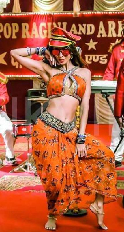 Mallaika Arora has been a part of many raunchy item songs such as Anarkali Disco Chali, Munni Badnaam Hui, and more recently Fashion Khatam Mujhpe.
