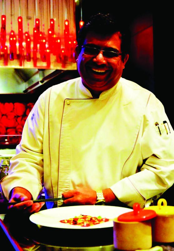 Arun Sundararaj, Executive Chef, The Taj Mahal Hotel