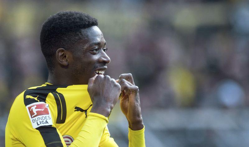 Ousmane Dembele (Photo: AP)