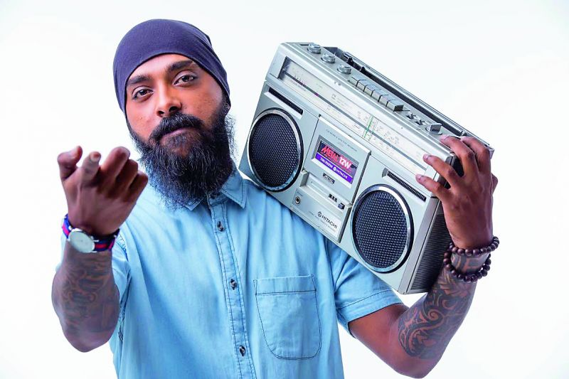 Malaysian Tamil rapper Sri Rascol has had success both independently and also through rapping in Kollywood movies