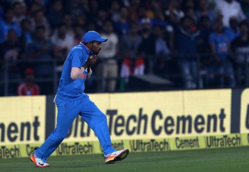 Although India's fielding standards are top rate, they have been unable to stifle England's singles in the first two T20Is. (Photo: BCCI)